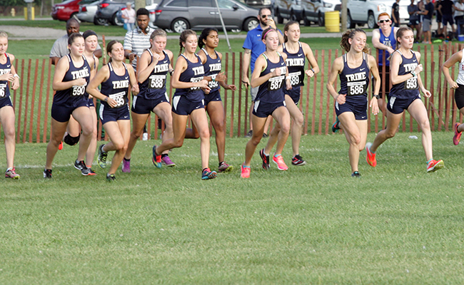 Women's Cross Country Earns Team and Individual Academic Honors