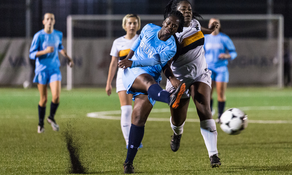 Women's soccer suffers first defeat at Humber