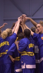 YOSINOFF, 2000-2001 WOMEN'S BASKETBALL TEAM LEAD WAY INTO GNAC HALL OF FAME