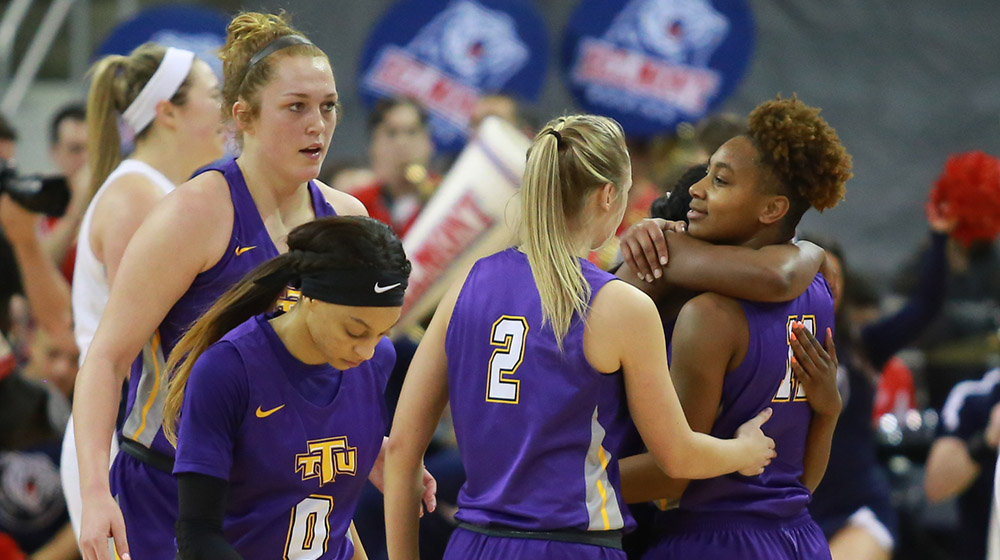 Tech falls to Belmont in OVC Tournament semifinal