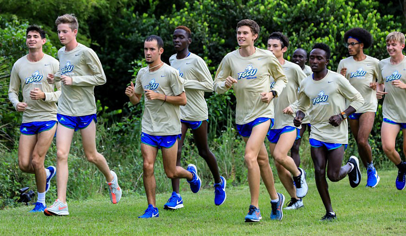 @FGCU_XC Men Place First, Women Second at the USF Invitational