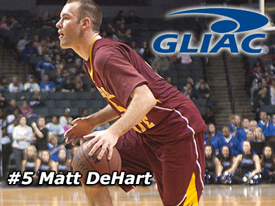 DeHart Reaps Benefits Of Big Shooting Night