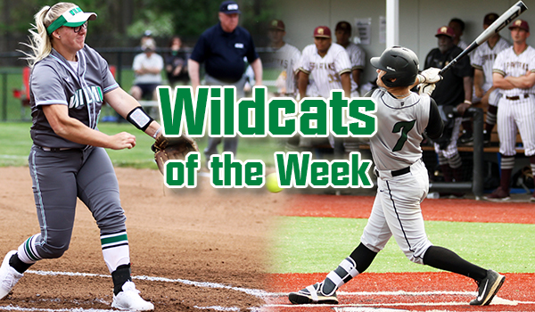 2017-18 Wildcats of the Week