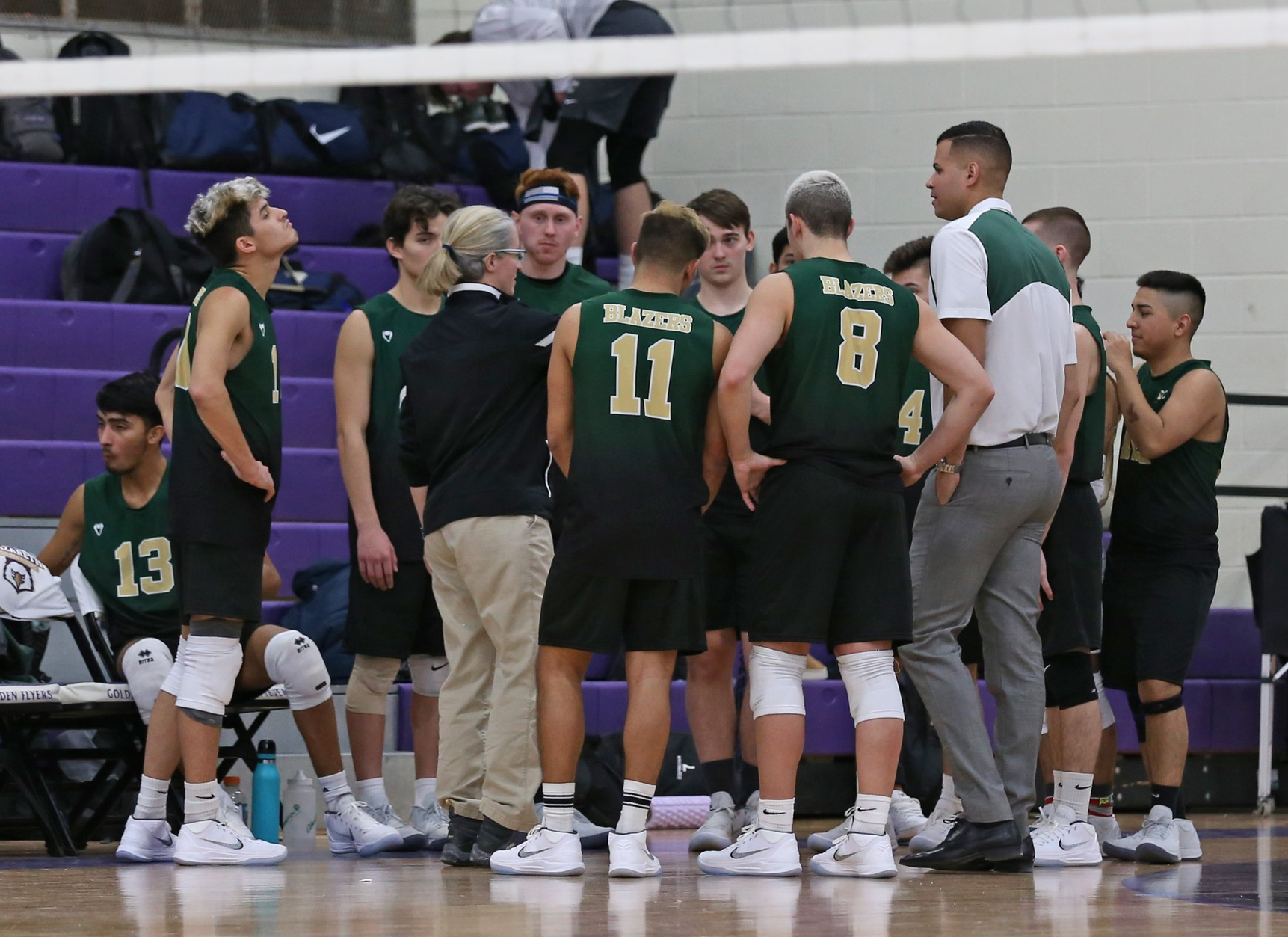 Historic Season Continues For Men's Volleyball