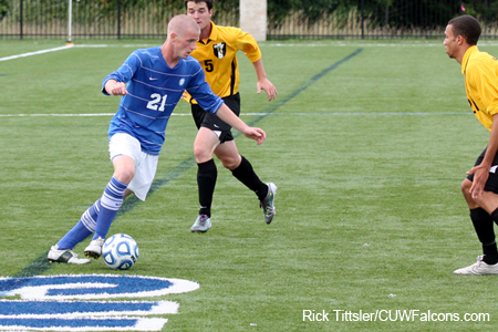 Men's Soccer Falls on Heartbreaking Overtime Goal by UW-Superior