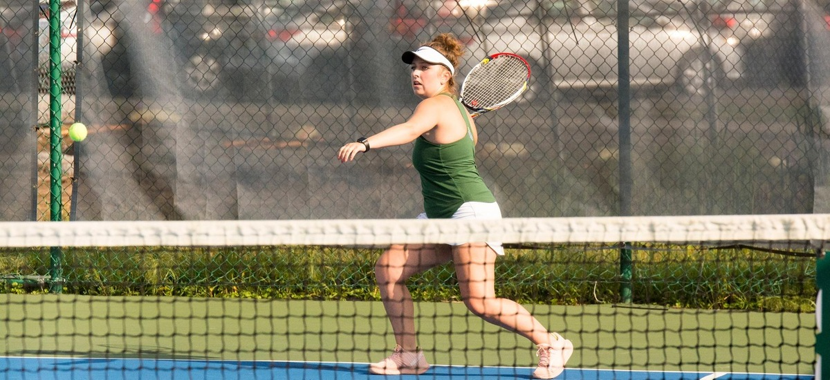 Sage women's tennis collects 8-1 win over Utica in Empire 8 play