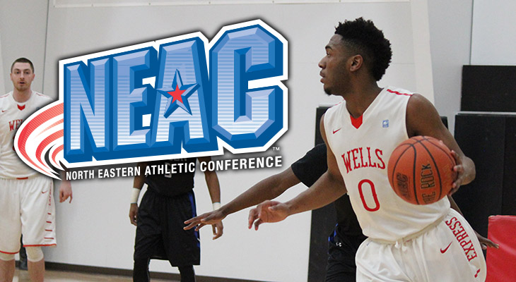 Rich Ross Earns NEAC Men's Basketball Weekly Honor
