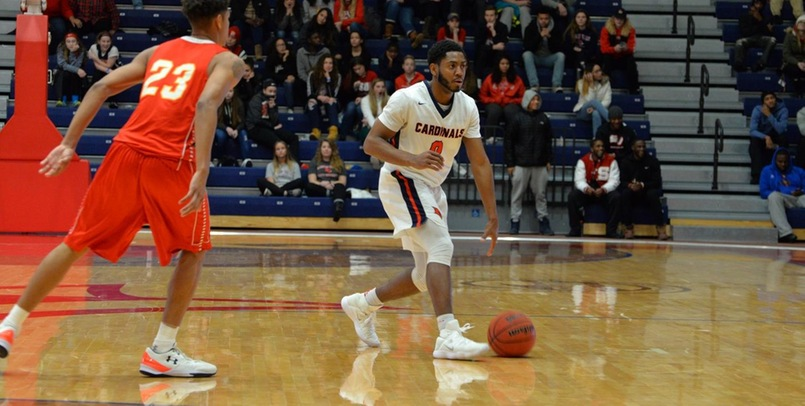 Cardinals fall in home matchup with Rochester College