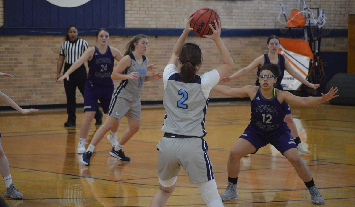 Westminster Women's Basketball Team Falls in First Round of the Charles B. Zimmerman Memorial Classic