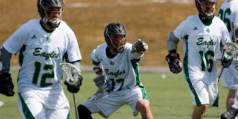 Men's Lacrosse Finishes 2018 Season with Victory at Green Mountain