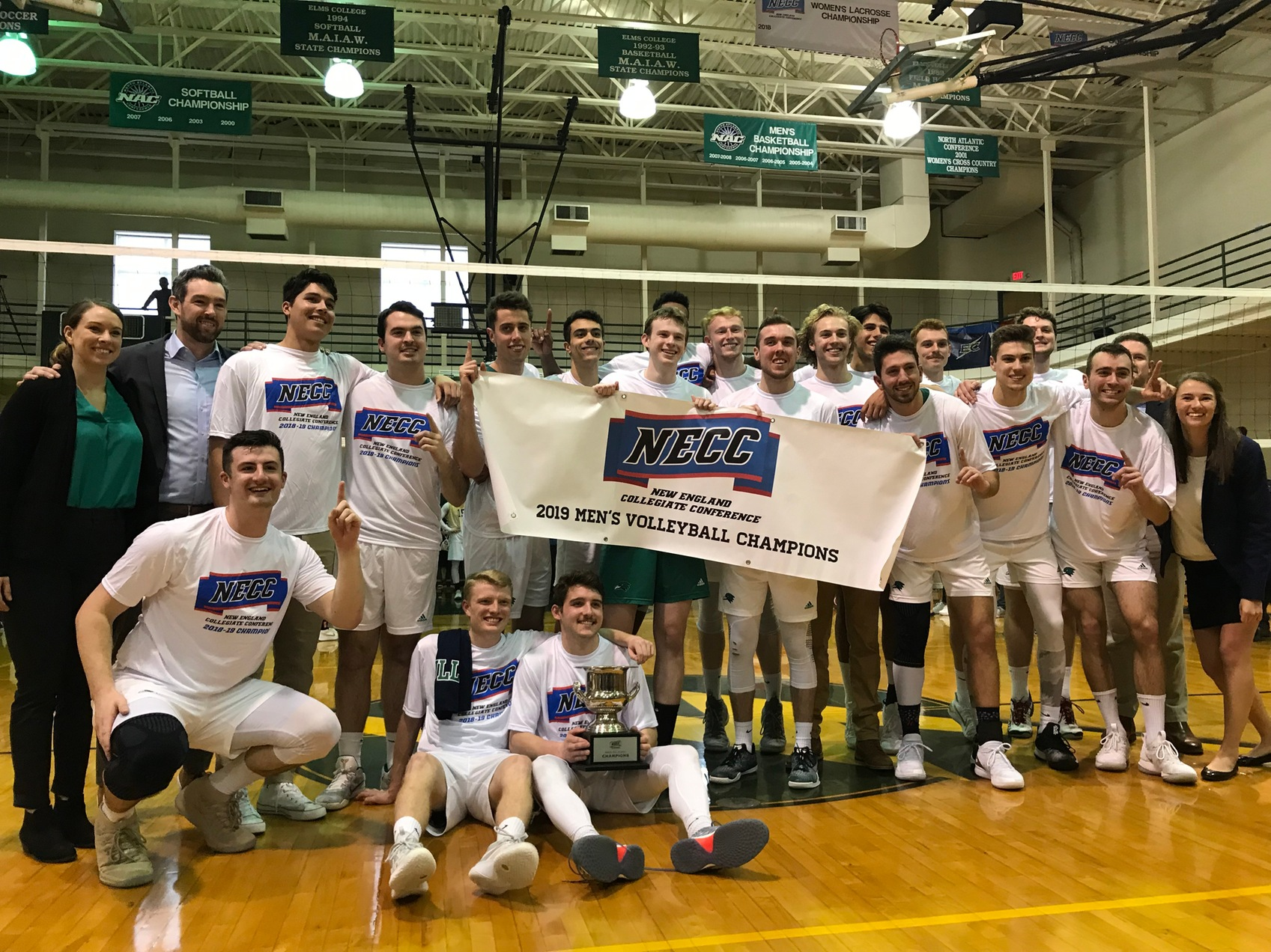 Endicott Claims NECC Crown, Advances to NCAA Postseason