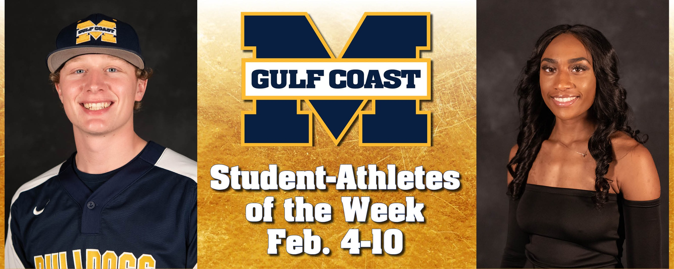 Hall, Thigpen named MGCCC Student-Athletes of the Week