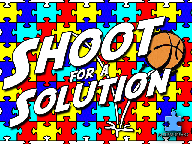 Join Coach Booher in Shooting for a Solution In Fight Against Autism