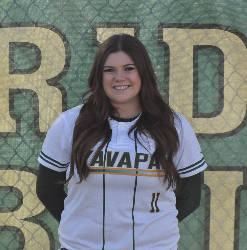 Softball Player of the Week: 2/19