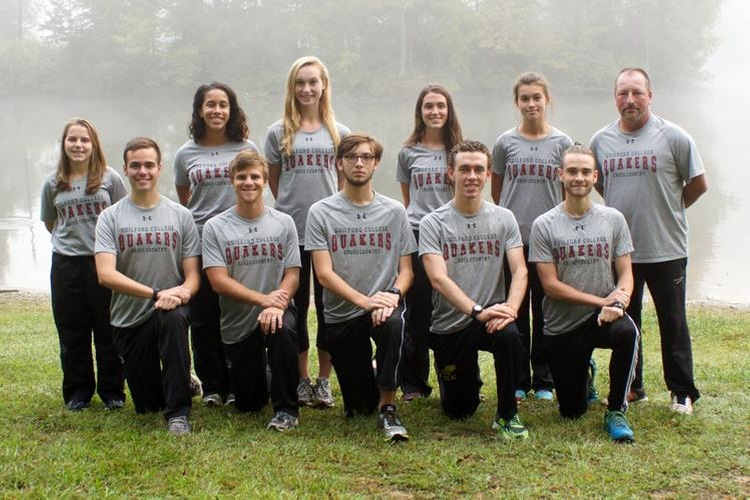 Guilford Cross Country Teams Receive Academic Honor