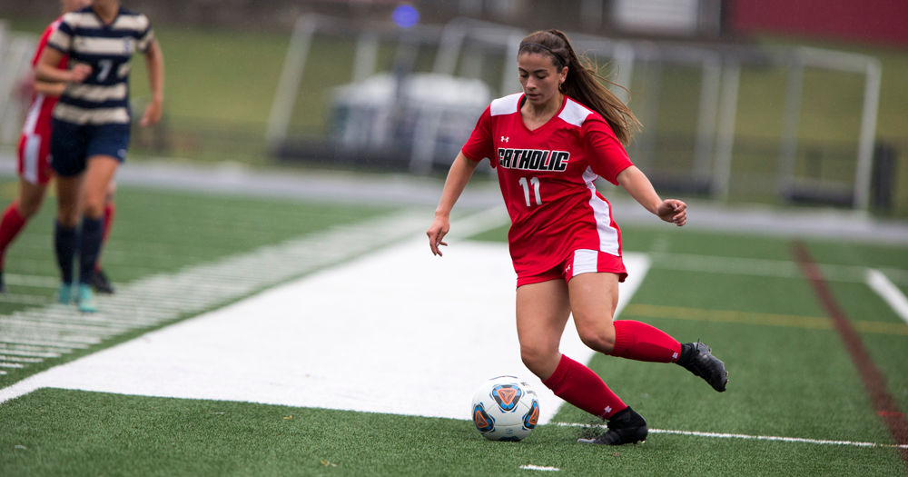 Women's Soccer Falls to Christopher Newport