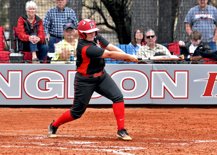 Maggie Porter had three hits, four runs and an RBI in Thursday's doubleheader sweep of LaGrange.