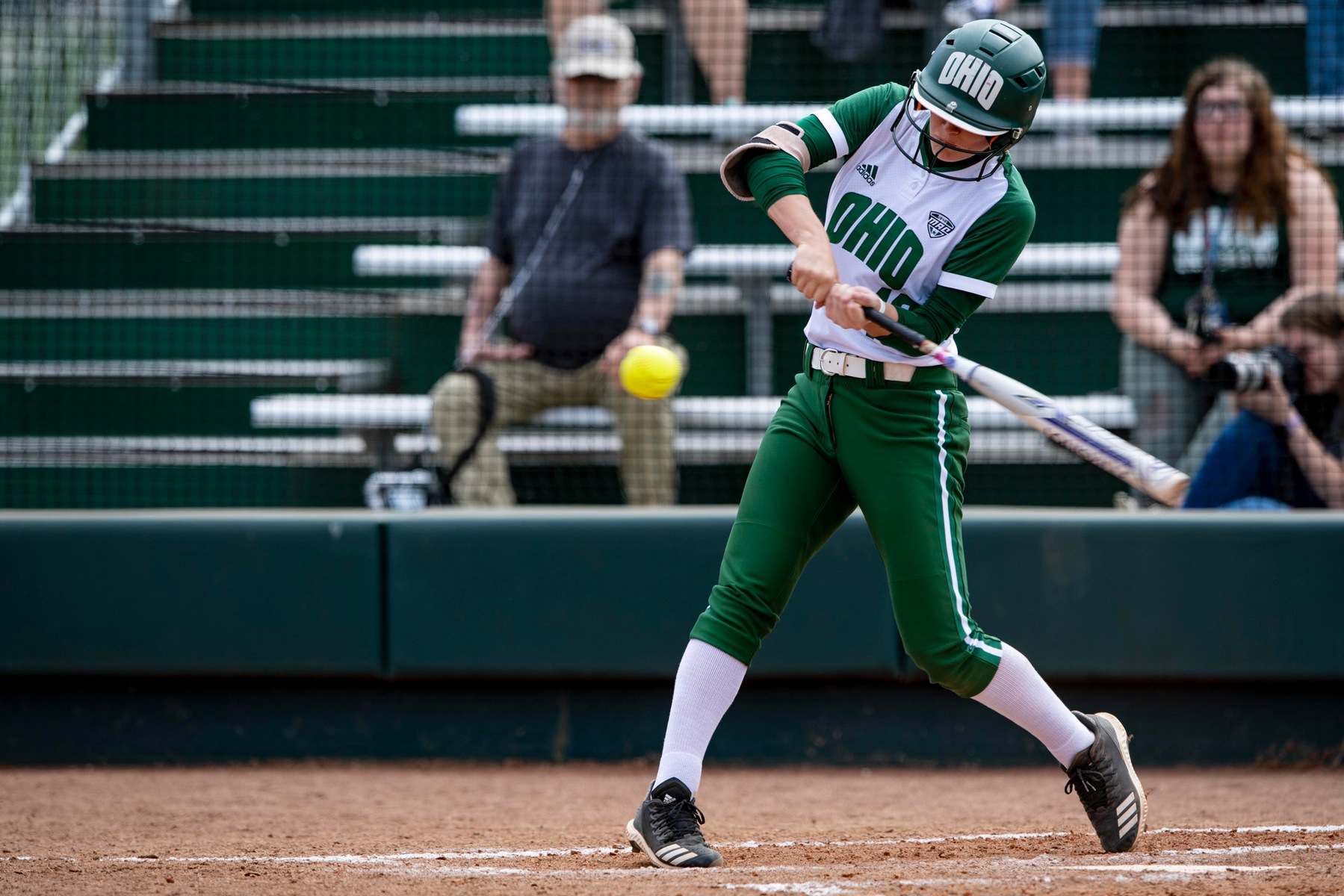 Ohio Softball Opens Series with Akron with a 9-4 Victory