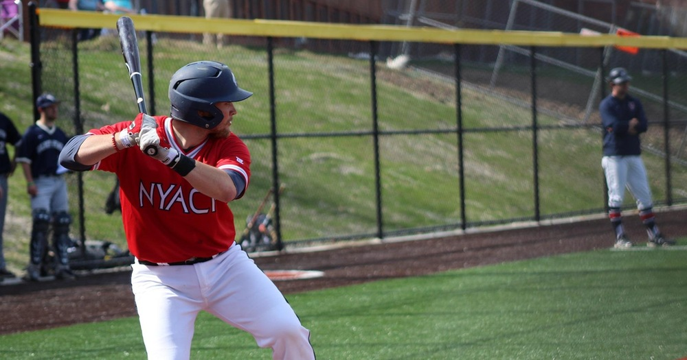 Baseball Sweeps Dominican in Non-Conference Doubleheader