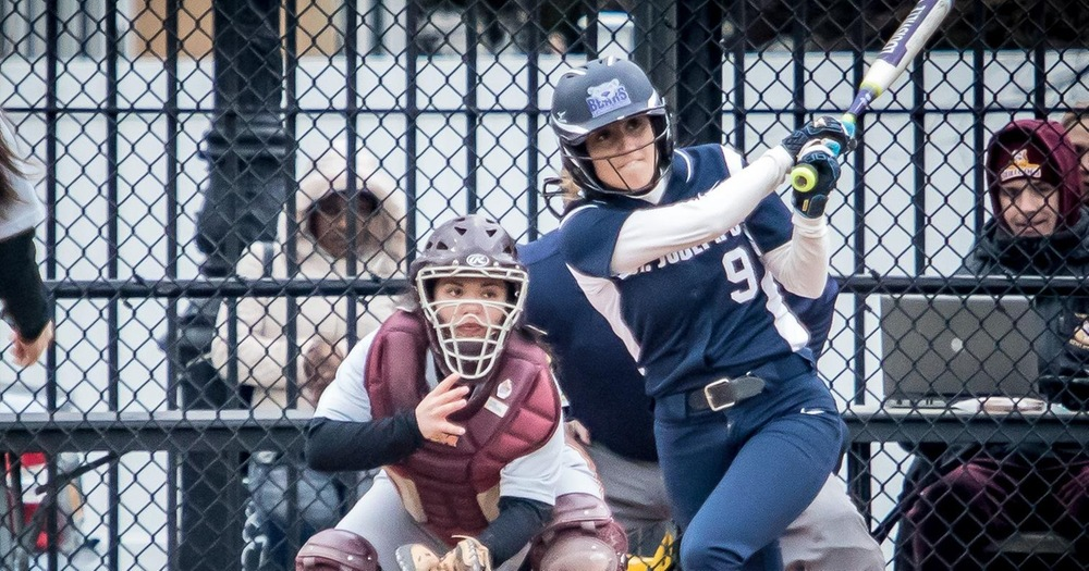 SUNY Potsdam and Hunter Drop Softball on Day One of Virginia Beach Blast