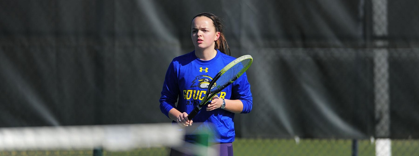 Women's Tennis Springs Forward With Match At Washington (Md.) On Friday Afternoon