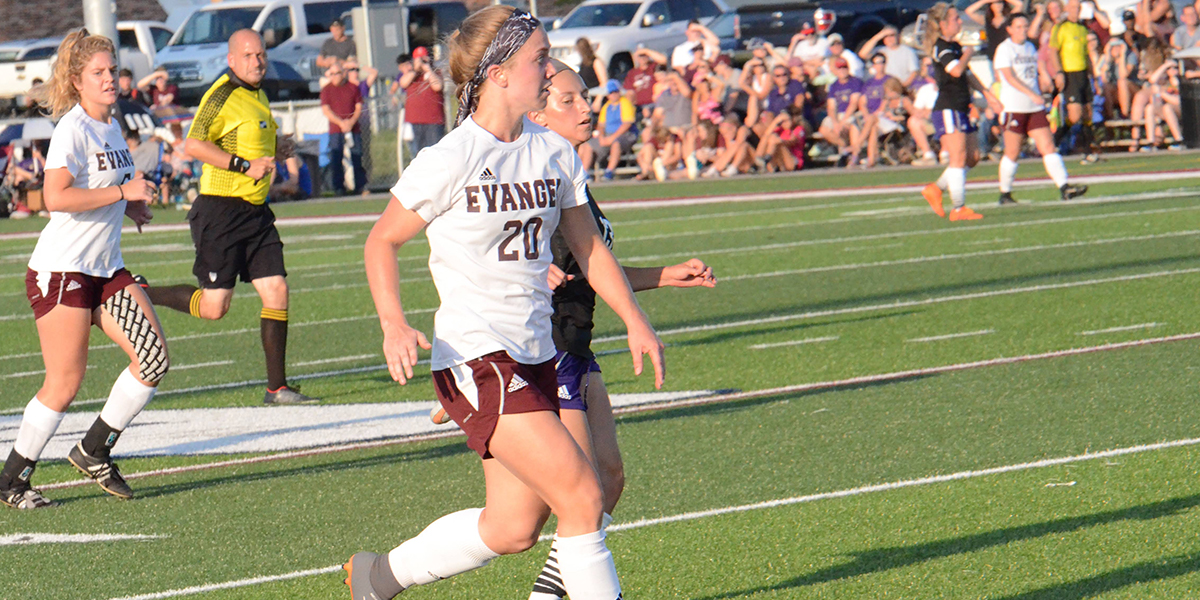 Evangel Women's Soccer Controls William Penn in 5-2 Win