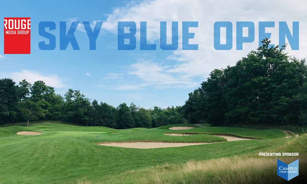 Rouge Media Group Sky Blue Open Golf Tournament 2019