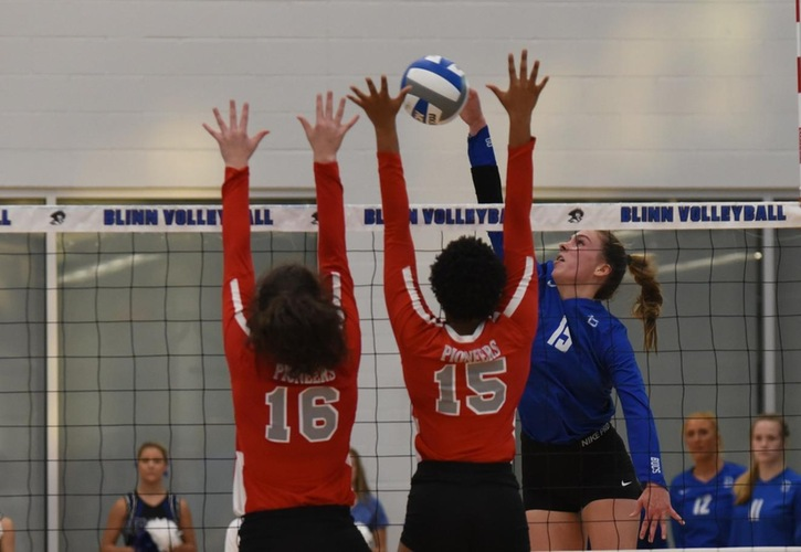 Blinn Finishes the Clarendon Classic Undefeated With Win Over Clarendon, 3-1