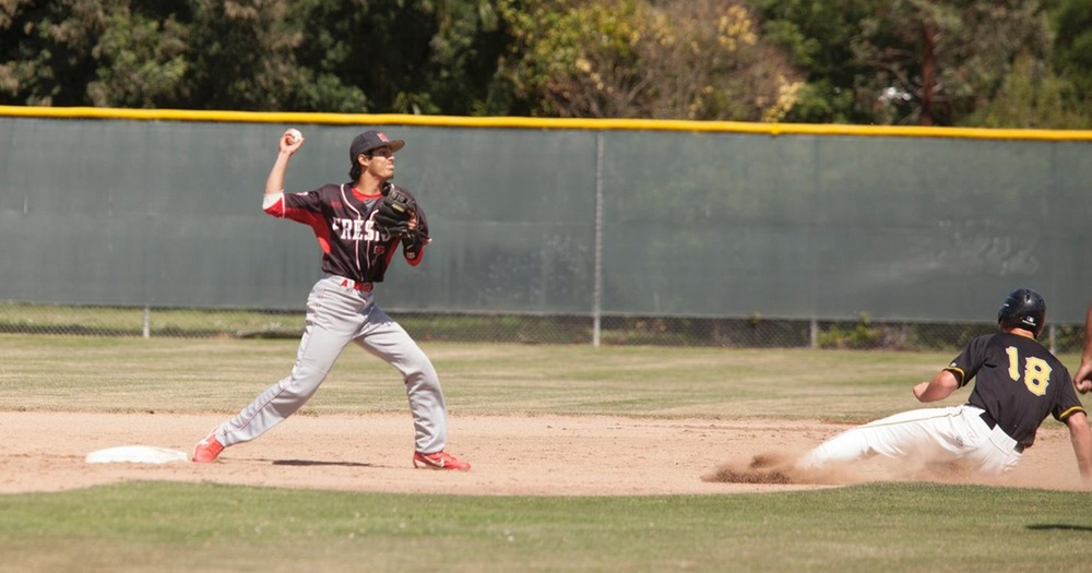 College of Marin Baseball Holds Off Contra Costa 4-3 For Ninth Straight Victory