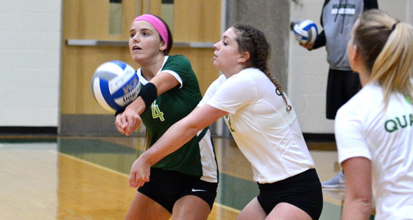 Volleyball Seniors leave on a competitive note