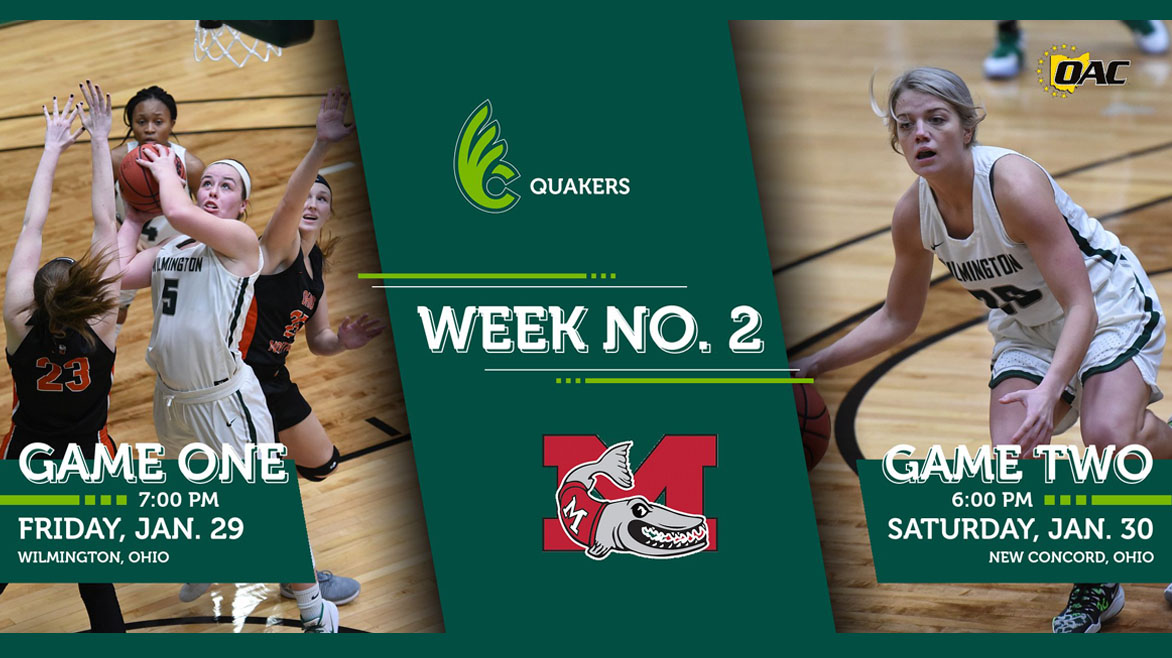 Women's Basketball Faces Muskingum in Week Two