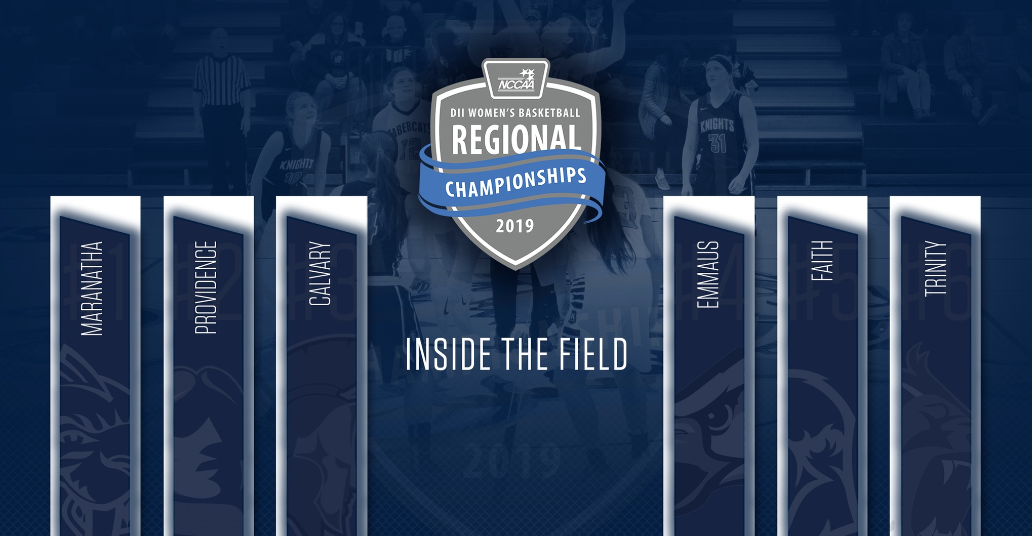 Inside the Field: NCCAA North Region - Women