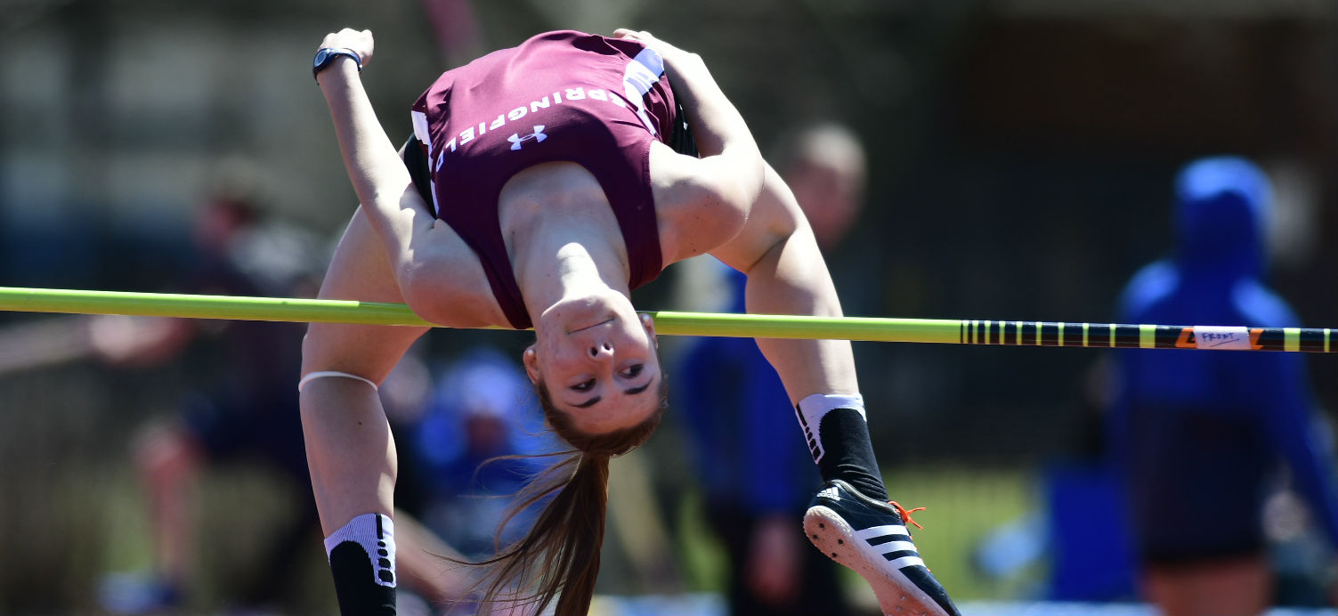 Women's Track and Field Takes Second Overall Springfield College Classic
