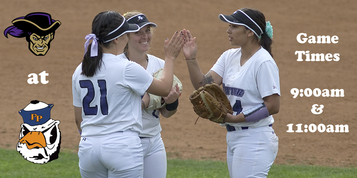 Softball Doubleheader with Pomona-Pitzer Moved Up