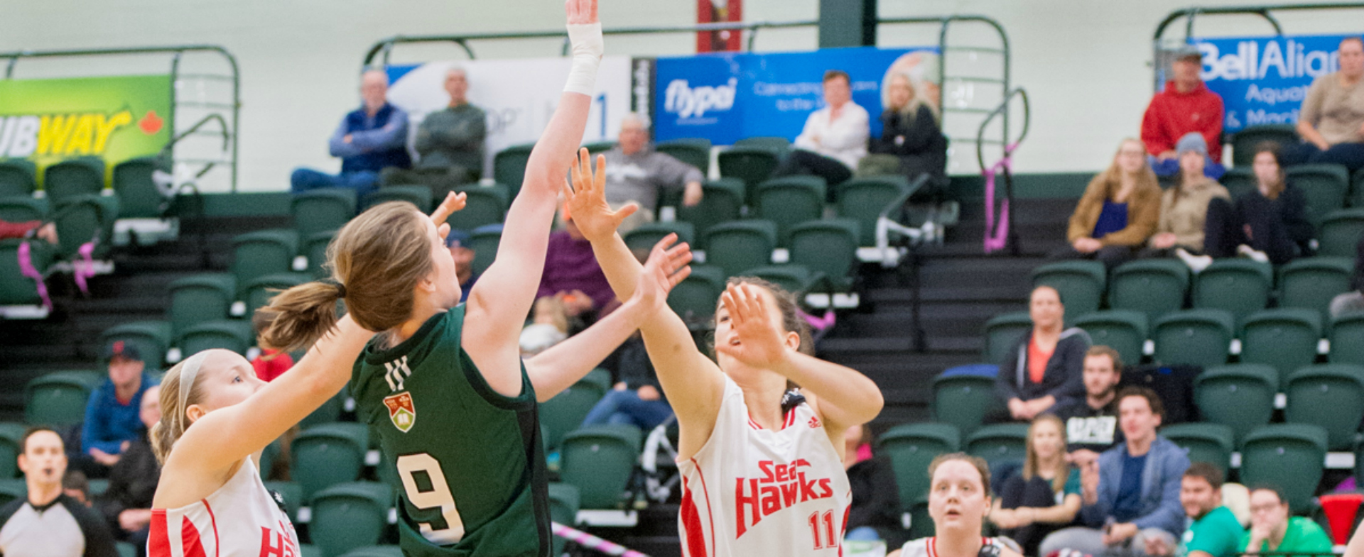 Sea-Hawks survive late rally, defeat Panthers