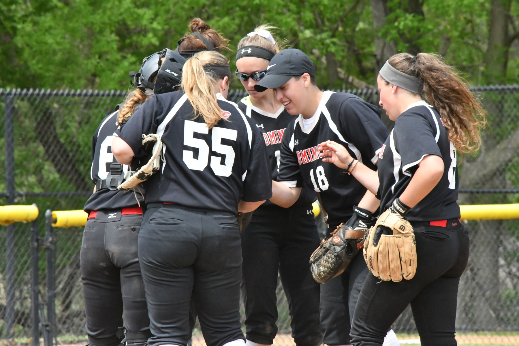 LADY CHARGERS DROP BOTH GAMES ON DAY FIVE AT THE SPRING GAMES