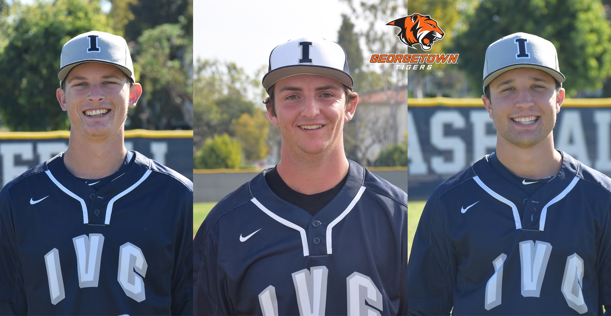 Three former Lasers lead Georgetown College to fine season