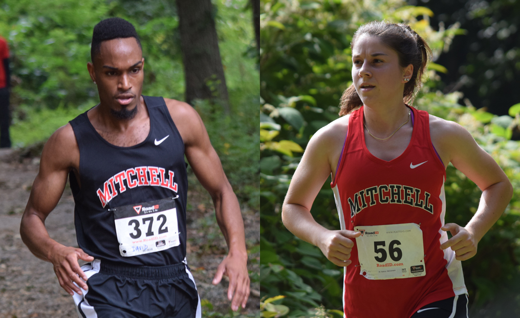 Still, McCormack Lead XC at NECC Championship