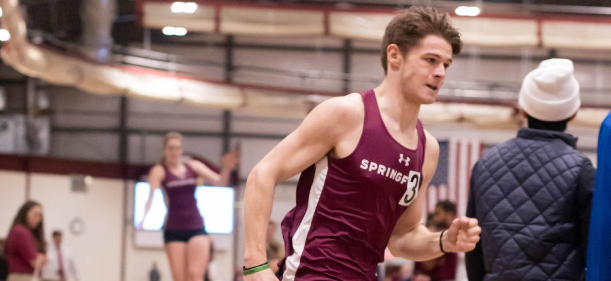Men's Track and Field Takes Fourth Overall at Smith College Invitational