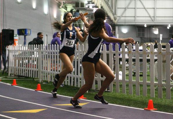 2013 Titan Indoor Track and Field Season in Review