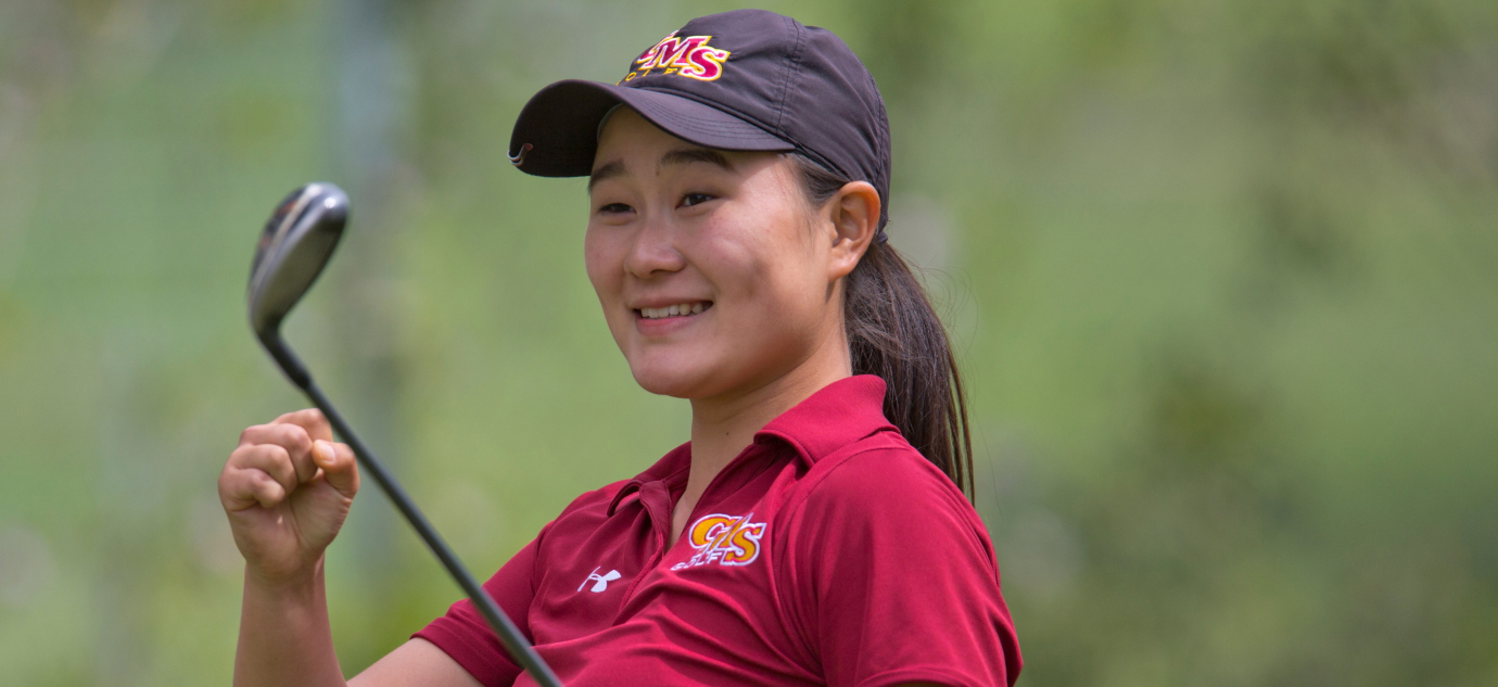 Emma Kang (Photo by Jack Hancock)
