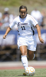 M's the Word as Titans Shutout Eastern Washington