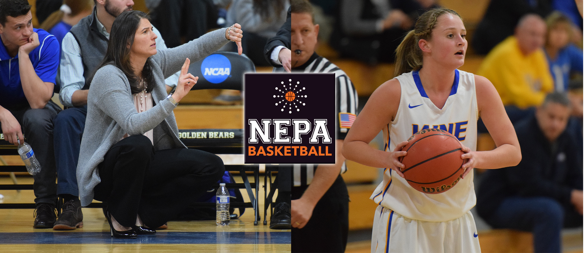 Western New England head women's basketball coach Nicole Chaszar and junior guard Meghan Gilhool were featured in an article on nepabasketball.com on Thursday.