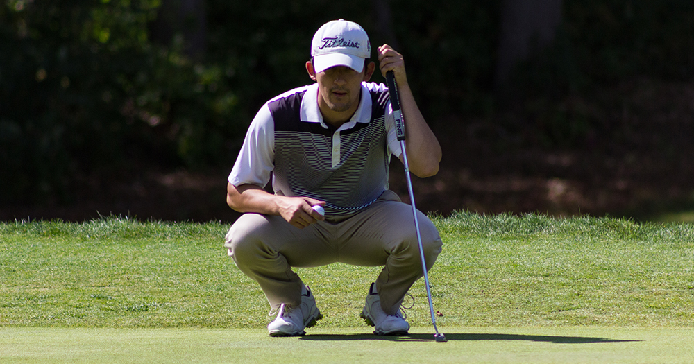 Golf Wraps up Play at Farmingdale State Fall Invitational