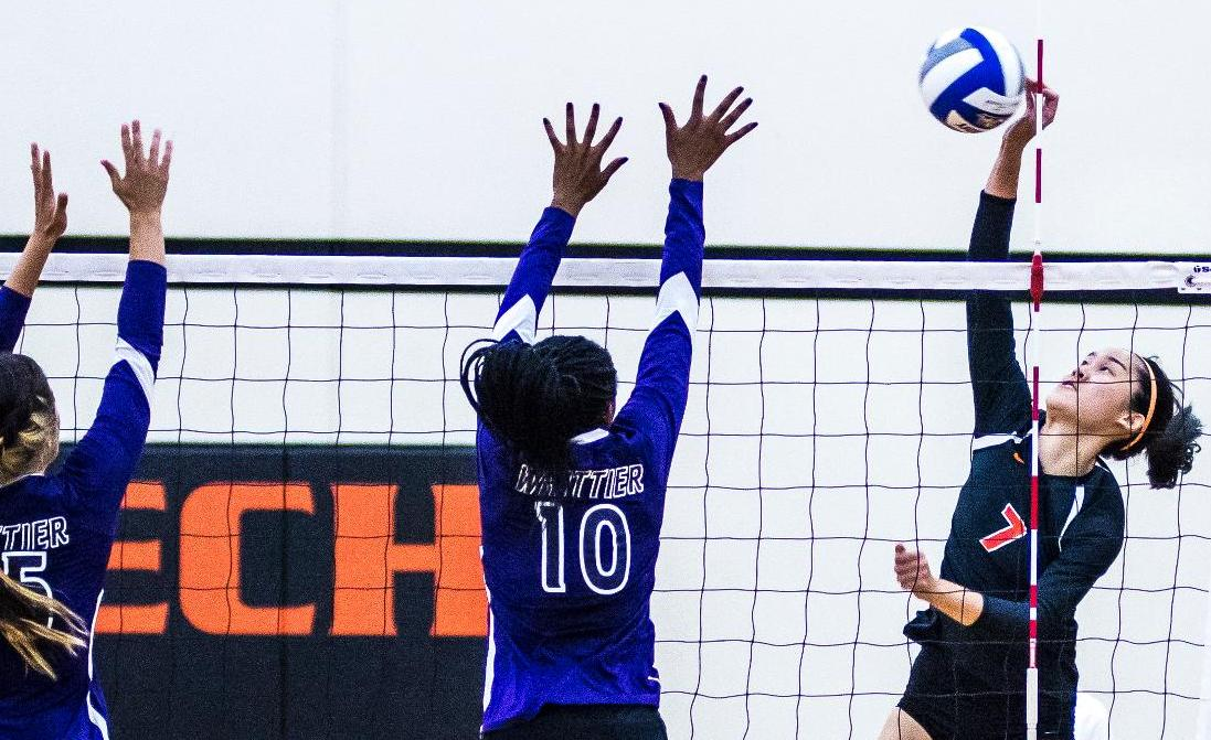 Volleyball Competitive Despite Struggles in Tri-Match