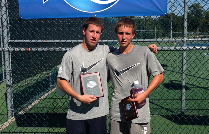 Halpern Captures USTA/ITA South Region Singles Crown