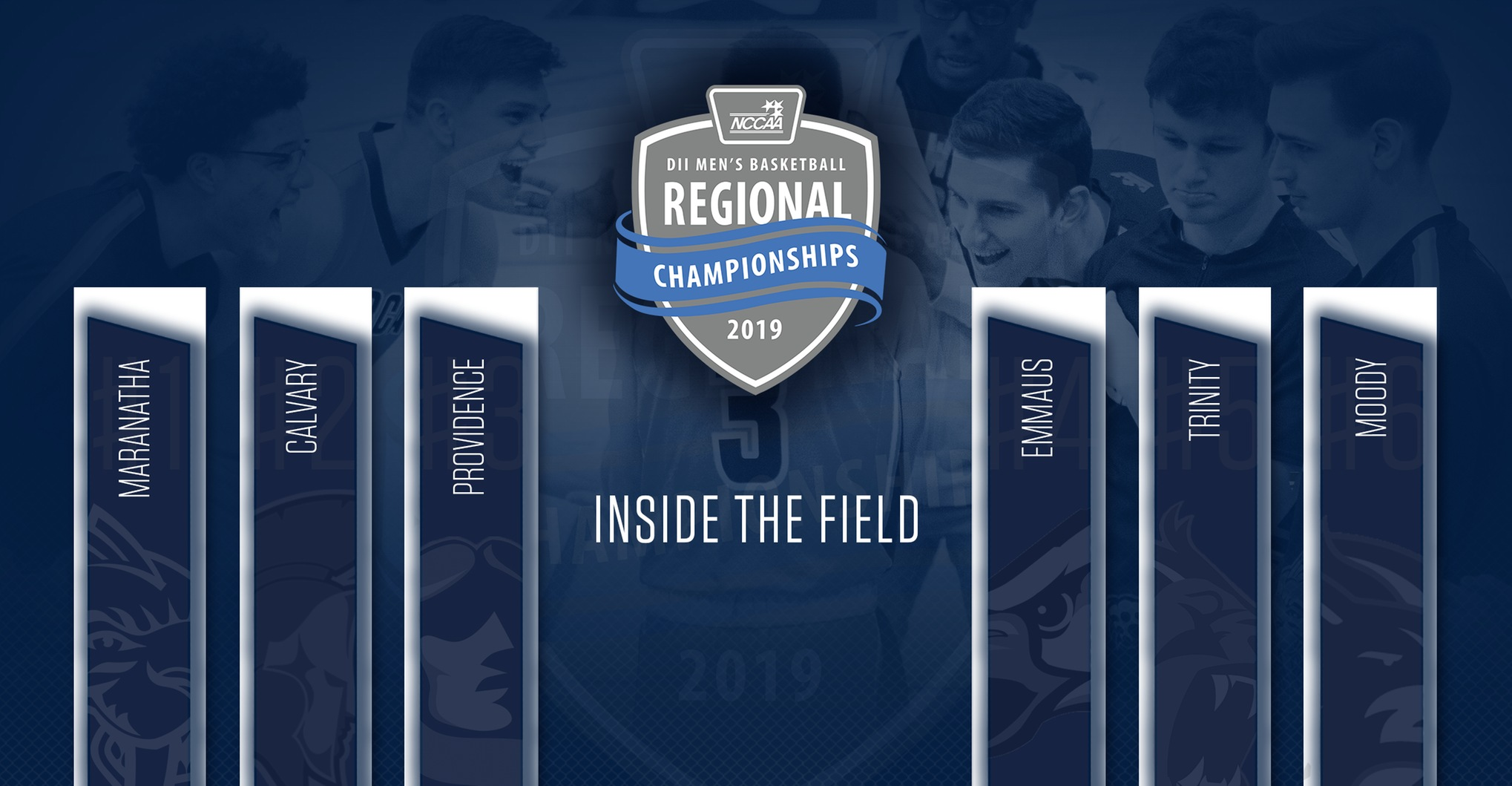 Inside the Field: NCCAA North Region - Men