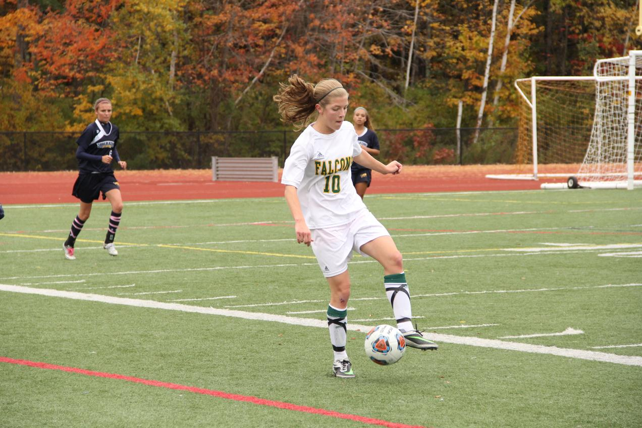 Fitchburg State Rallies Past Becker, 2-1 (2OT)