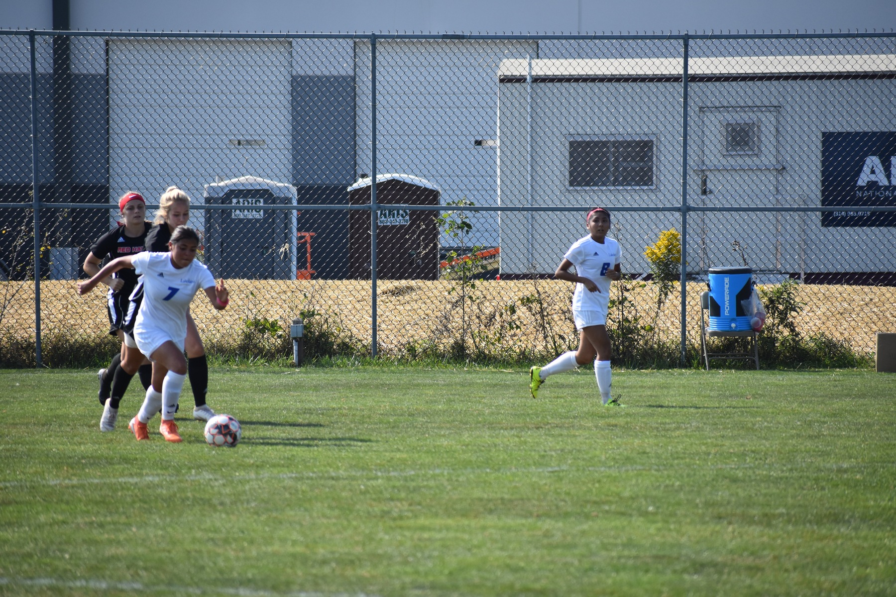 Lady Lakers fight back against Red Hawks