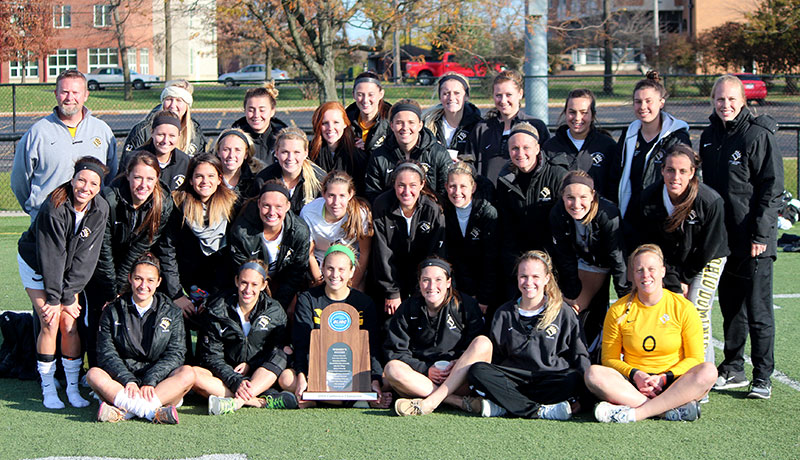 No. 23 Ohio Dominican Finishes as Runner-Up in GLIAC Tournament